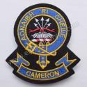 Cameron Aonaibh Ri Cheile Clan Badge