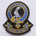 Armstrong Invictus Maneo Clan Badge