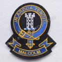 Malcolm In Ardua Tendit Clan Badge