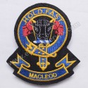 Macleod Hold Fast Clan Badge