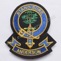 Anderson Stand Sure Clan Badge