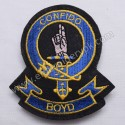 Boyd Confido Clan Badge