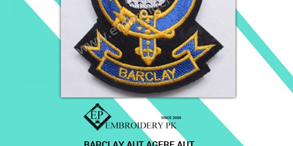 Barclay Aut Agere Aut Mori Clan Badge